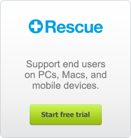 Support end users on PCs, Macs and mobile devices. - Start Free Trial