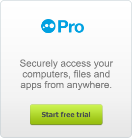 Secure remote access - Try it free